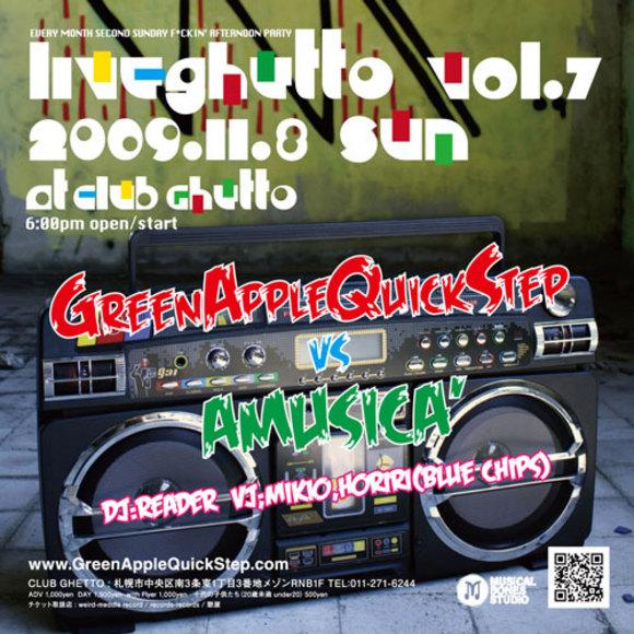 Live Ghetto Vol.7