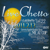 Live Ghetto Vol.22(= READER & SUE DJ SET =) 2011.2.13 (日) at club Ghetto(札幌)