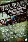VOLTAGE() 2011.10.28 (金)atmorrowzone(札幌)