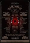 Burning 12(NEW WORLD 2011~2012) 2011.12.29 (木)atDUCE (札幌)