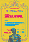ALTERED STATES(鎮座DOPENESS, RUMI, SKYFISH, DJ ENDLESS札幌公演) 2012.1.15 (日) at morrowzone(札幌)