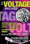 VOLTAGE() 2012.2.24 (金)atmorrowzone(札幌)