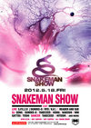 SNAKEMAN SHOW() 2012.5.18 (金) at acid room(札幌)