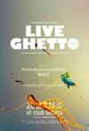 LiveGhetto Vol.51(= READER AND SUE DJ SET =) 2013.7.14 (日)atclub Ghetto(札幌)