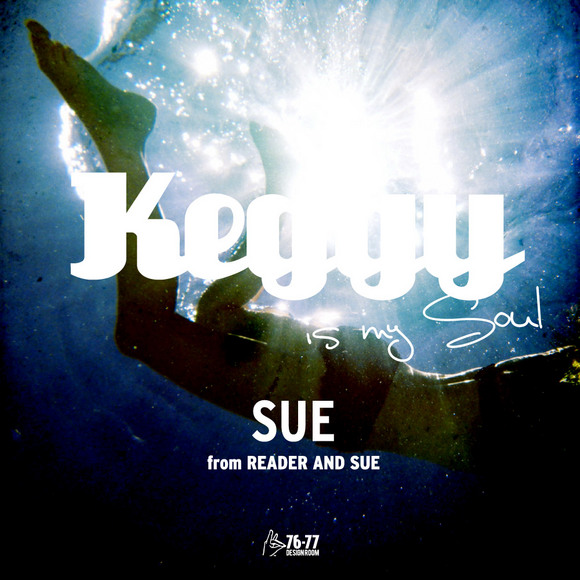 SUE single / keggy