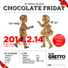 CHOCOLATE FRIDAY(= READER AND SUE LIVE =) 2014.2.14 (金) at club Ghetto(札幌)
