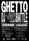 GHETTO DJ BATTLE() 2014.3.29 (土) at