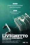 LiveGhetto Vol.67(= READER AND SUE DJ SET =) 2014.11. 9 (日)atclub Ghetto(札幌)