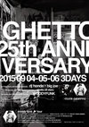 CLUB GHETTO 25th anniversary(= READER AND SUE LIVE =) 2015.9. 4 (金) at club Ghetto(札幌)